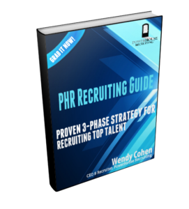 Download our free PHR Recruiting Guide